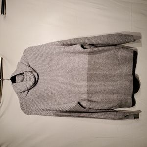 American eagle oversized Funnel Neck sweater.